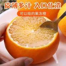 四川爱媛38号果冻橙 可以喝的橙子 大果/中果5斤