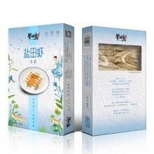 脊岭岛 国产盐田虾(26-30)230g/盒 ASC认证 [200-300g]