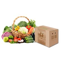 奥一农场 有机家庭套装5斤装 有机蔬菜 农家自种 家常菜品