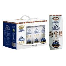 青海湖3500米 牧场纯牛奶 (富含百分之15牦牛奶)