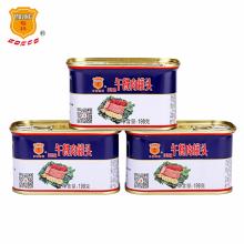 【限时抢】中粮梅林美味午餐肉罐头198g*3