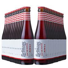 Liefmans/乐蔓 比利时进口精酿啤酒 果味啤酒 女士酒250ml*24
