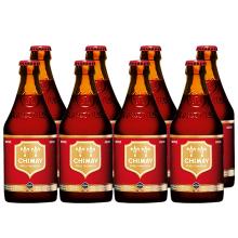 【VC】Chimay/智美红帽双料啤酒 比利时进口修道院精酿啤酒 330ML