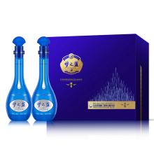 洋河 梦之蓝M6 52度 500ml*2瓶 礼盒装