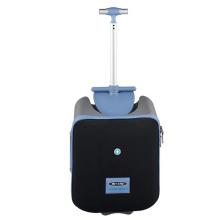 瑞士micro米高儿童懒人箱小孩可坐旅行箱可骑宝宝儿童行李箱