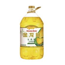 金龙鱼 非转基因压榨玉米油 5L【即日起至10月2日,寄往北京地区的快递可能出现送货延迟,请谅解】