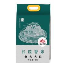 柴火大院东北大米长粒香5kg寒地黑龙江粳米10斤
