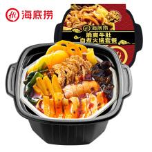 海底捞火锅 自煮火锅 网红小火锅方便火锅 脆爽牛肚 香辣素食 2盒
