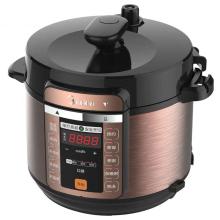 美的智能双胆电压力锅5L升大容量家用高压电饭煲电饭锅
