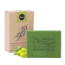Oliviam 澳大利亚植物精油系列素描风 馨香橄榄植物精油皂 香皂