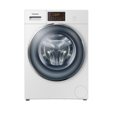 【买产品送口罩】海尔(Haier)卡萨帝洗衣机 精品全自动 功能齐全 好洗更方便 C1 90W1PU1 白色