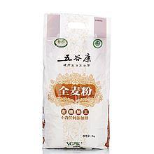 五谷康 有机石磨全麦粉 2kg