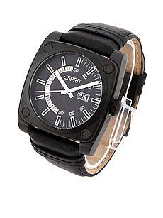 ESPRIT圆形表盘指针式男士手表图片