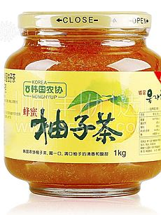 KOREA NONGHYUP 韩国农协 蜂蜜柚子茶 [400-500g]