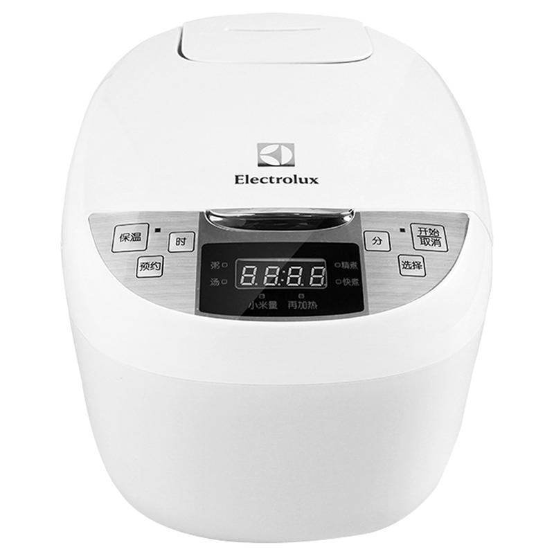 伊莱克斯 智能微电脑电饭煲-egrc1000 [白色]