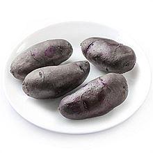 易果生鲜 精选兰州紫土豆 21067[500g]