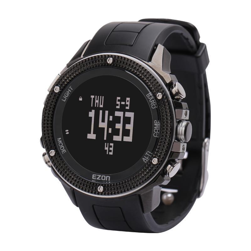 户外运动手表气压防水手表多功能手表h501图片