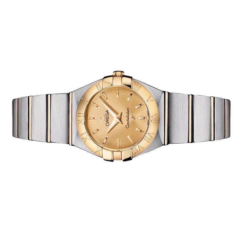 欧米茄手表(omega)星座系列女表图片
