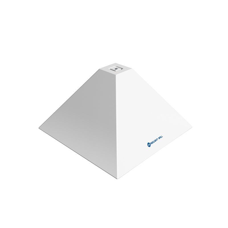魔光球 金字塔空气净化机 pyramid型 [白色]