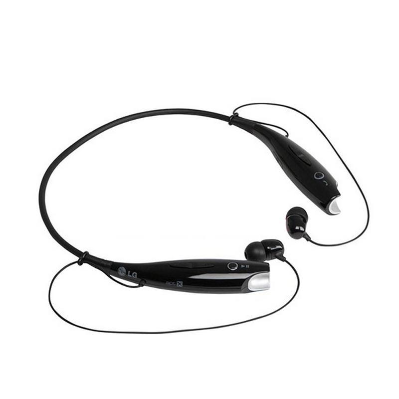 lg hbs-730 无线运动蓝牙耳机 [黑色]