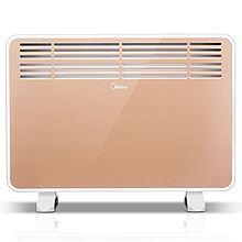Midea 美的 时尚欧式快热炉取暖器电暖器 NDK20-16H1W [图色]