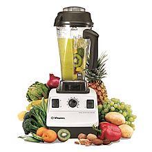 沱沱工社 维他美仕全营养调理机(湿杯组)TNC 5200型 ---- 多功能破壁全营养调理机 [红透肉]