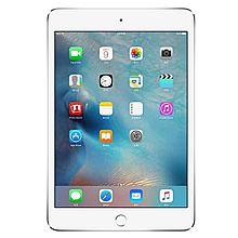 苹果 Apple iPad mini 4 7.9英寸 WLAN 128G [银色]