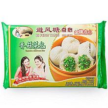 易果生鲜 避风塘香菇菜包 158042[300-500g]