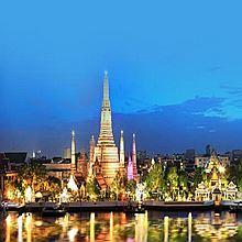 去玩吧旅行社 泰国曼谷+清迈5晚7日自由行 [7天 北京 12月15日]