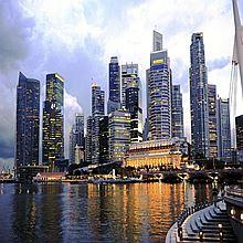 去玩吧旅行社 新加坡4晚6日半自助游 [6天 天津 12月15日]