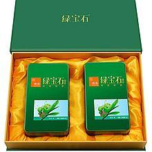 贵茶 绿宝石2016年新茶绿茶茶叶一级 [105g*2]