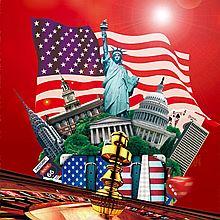 新视野国际旅行社 全国出发-美国/加拿大多城5-30天自由行旅游往返机票 [套餐a 上海]