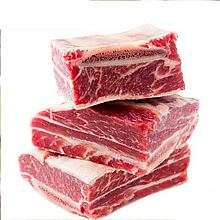 民商智惠 民生电商 新西兰优质牛排骨1斤500g(一餐装)牛肋排带骨排骨段排酸生牛肋排牛肉 [500g]