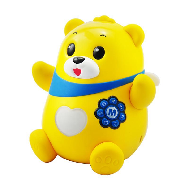 麦迪熊 云小熊 wifi智能早教故事机 赠q版公仔一个 [如图]