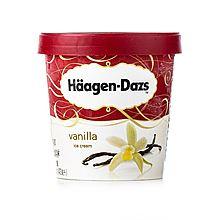 Haagen-Dazs哈根达斯 香草冰淇淋 392g