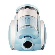 Midea 美的 C5-L141C 多锥内旋风卧式吸尘器 [蓝色]