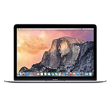 苹果 Apple MacBook 12英寸笔记本 256GB闪存 [银色]