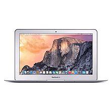 苹果 Apple MacBook Air 128GB 11.6英寸宽屏笔记本电脑 [银色]