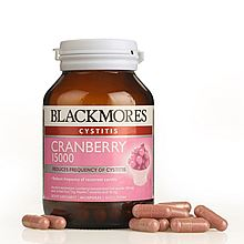Blackmores 蔓越莓精华15000mg [60粒]