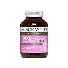 Blackmores 孕妇孕期哺乳营养黄金素维生素 [180粒]