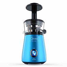 Midea 美的 MJ-WJS1271E 全自动榨汁机 原汁机 慢速家用果汁机 【每月优选】 [蓝色]