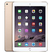 苹果 Apple iPad Air2 9.7寸 Retina屏 平板电脑 [金色 9.7英寸 64GB]