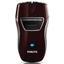 Philips 飞利浦 PQ216无绳充电式电动剃须刀【每月优选】 [红褐色]