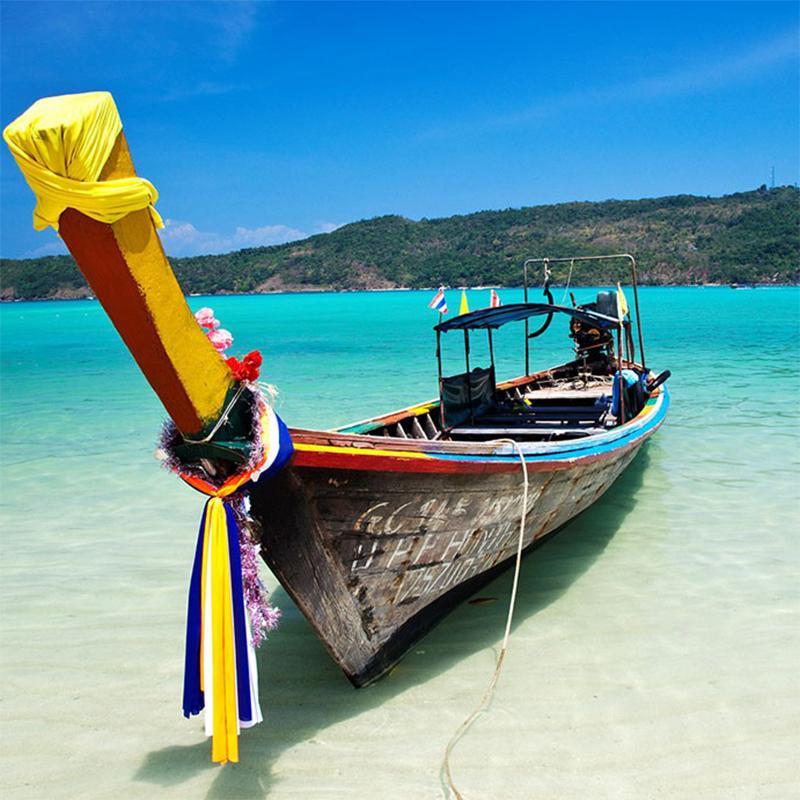 新视野国际旅行社 成都直飞-泰国旅游苏梅岛6天5晚自由行 往返机票