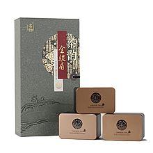 名物 茶韵A·金骏眉一级精选茶叶套装 [48g*3]