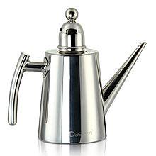 戴德 不锈钢欧式油壶(0.8L) DK047 [不锈钢原色]