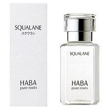 HABA (日本本土版) 无添加鲨烷精纯美容油 补水保湿润肤护肤乳液面霜 孕妇婴儿均可用 30ml