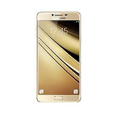 三星 Galaxy C7(SM-C7000)64G版 移动联通电信4G手机 双卡双待 [枫叶金]