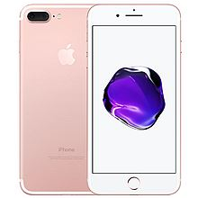 苹果 Apple iPhone7 Plus (A1661) 32G手机赠:手机套+贴膜 [玫瑰金 支持移动联通电信]