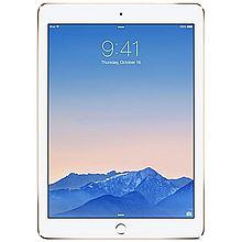 苹果 Apple iPad Air 2 9.7英寸平板电脑128g 送保护套+贴膜 [金色]
